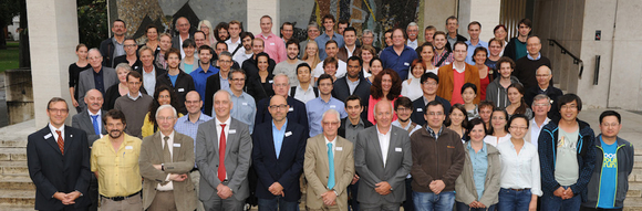 The people behind the NCCR Molecular Systems Engineering at the project Kick-off on 29 August 2014.