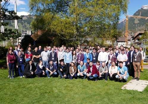 Fellow Retreat 2017, Grindelwald.